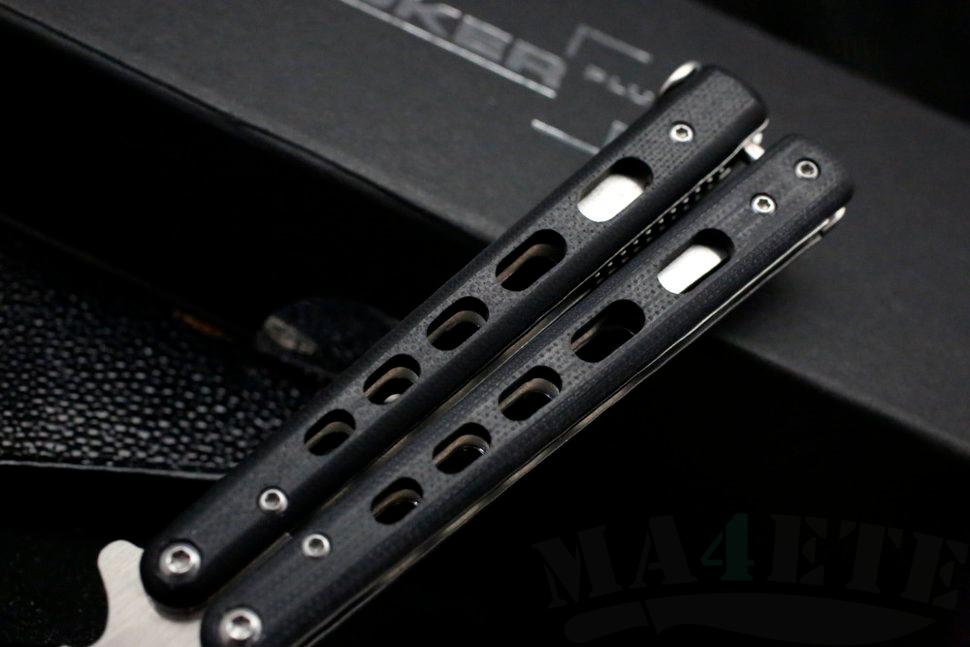 картинка Складной нож Boker Plus Balisong 06EX002 от магазина ma4ete
