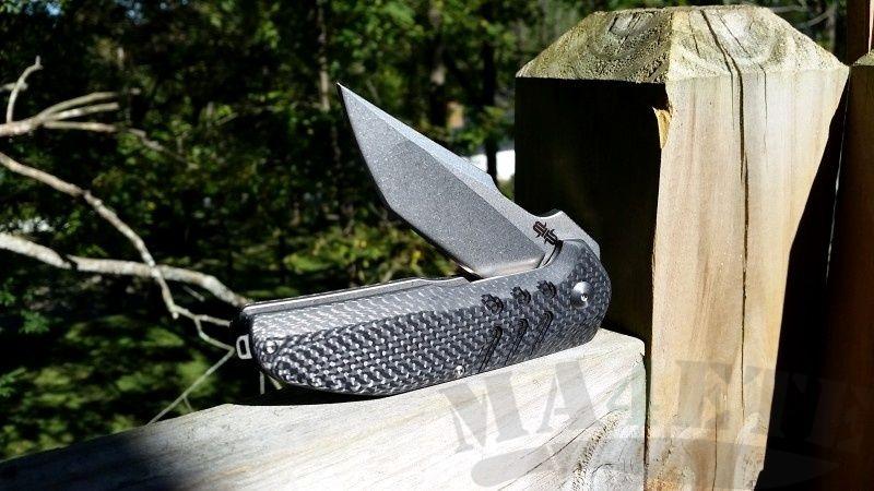 картинка Складной нож Brous Blades Turpin Strife Satin от магазина ma4ete