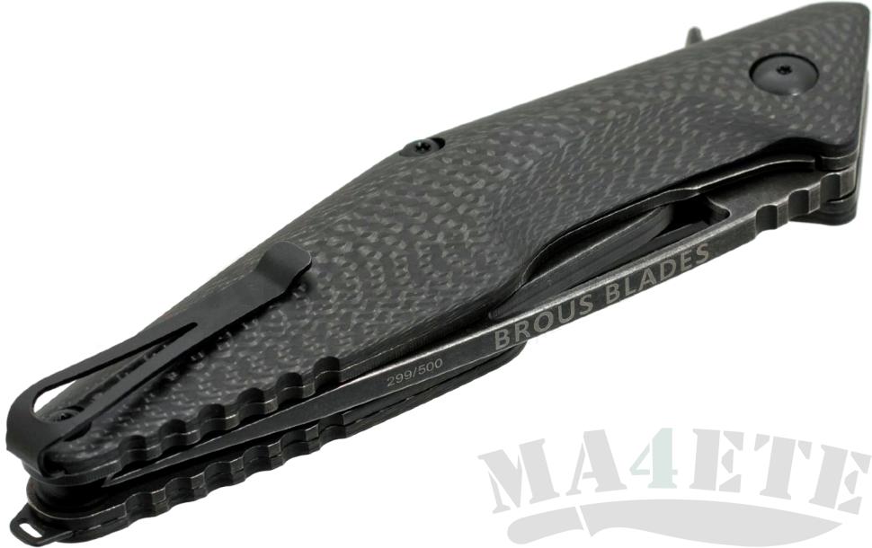 картинка Складной нож Brous Blades Division Flipper Acid от магазина ma4ete