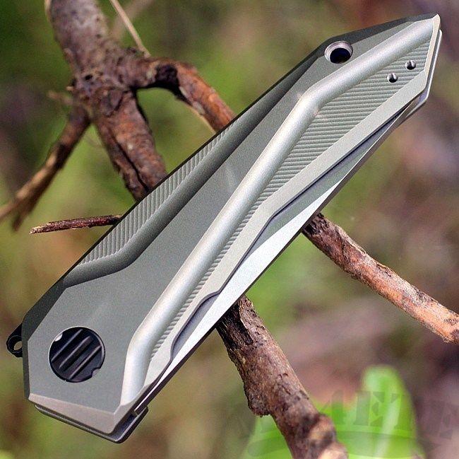 картинка Складной нож Zero Tolerance GTC 0055BRZ от магазина ma4ete