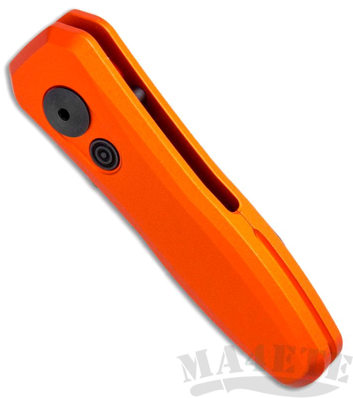картинка Складной автоматический нож Kershaw Launch 4 Orange K7500OR от магазина ma4ete