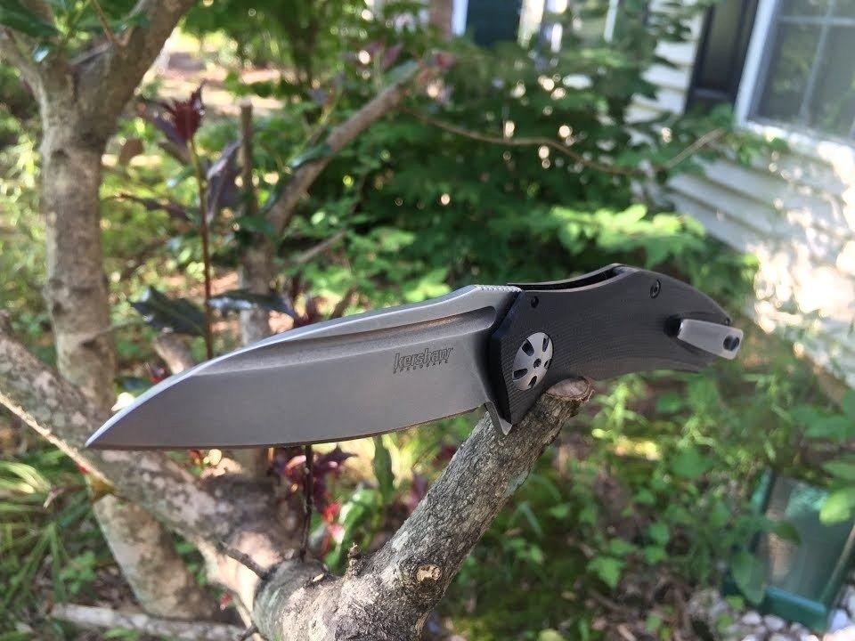 картинка Складной полуавтоматический нож Kershaw Natrix K7007 от магазина ma4ete