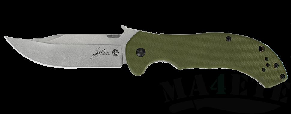 картинка Складной нож Kershaw Emerson CQC-10K K6030 от магазина ma4ete