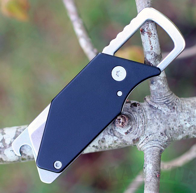картинка Складной нож - брелок Kershaw Pub Black K4036BLK от магазина ma4ete