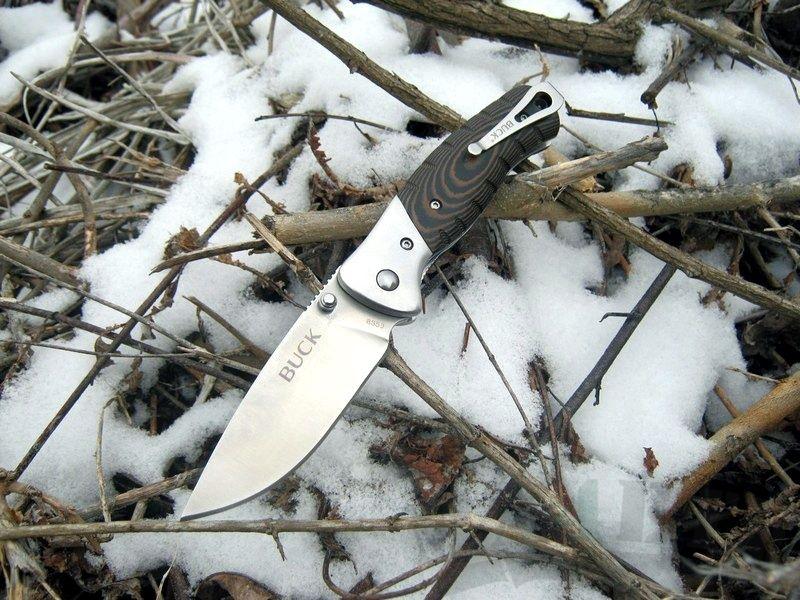 картинка Складной нож Buck Small Folding Selkirk 0835BRS от магазина ma4ete