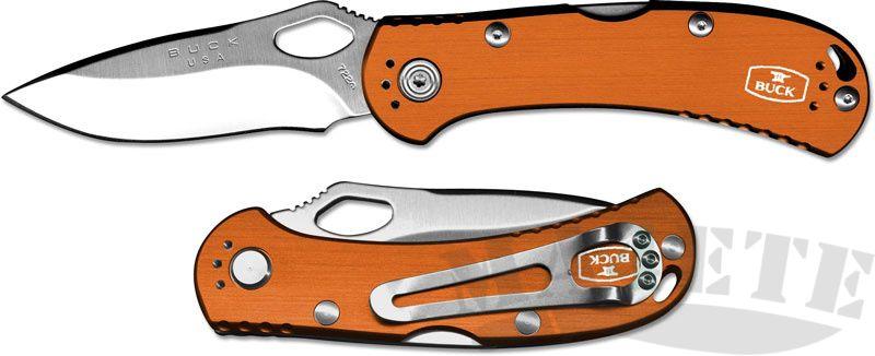 картинка Складной нож Buck Spitfire Orange 0722ORS1 от магазина ma4ete