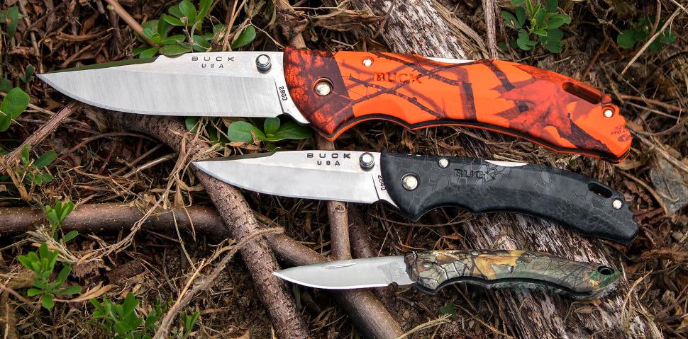 картинка Складной нож Buck Bantam BHW Kryptek Typhon Camo 0286CMS27 от магазина ma4ete