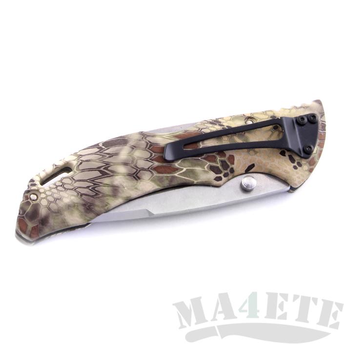 картинка Складной нож Buck Bantam BHW Kryptek Highlander Camo 0286CMS26 от магазина ma4ete
