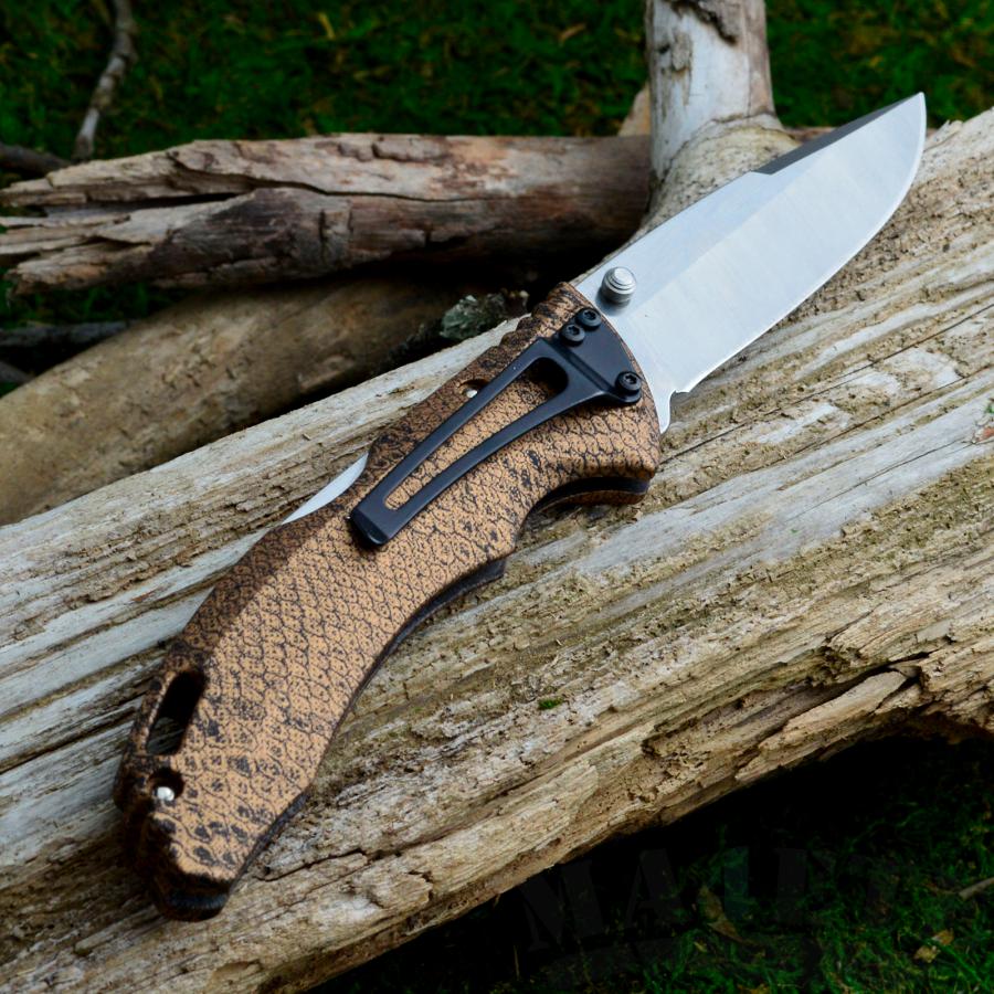 картинка Складной нож Buck Bantam BHW Copperhead B0286CMS14 от магазина ma4ete