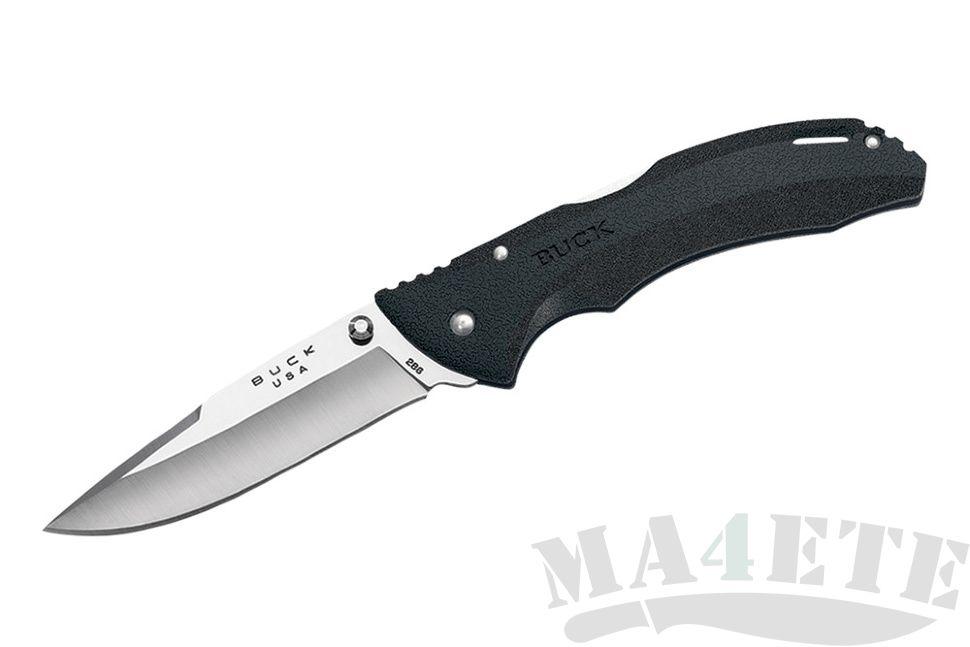 картинка Складной нож Buck Bantam BHW 0286BKS от магазина ma4ete
