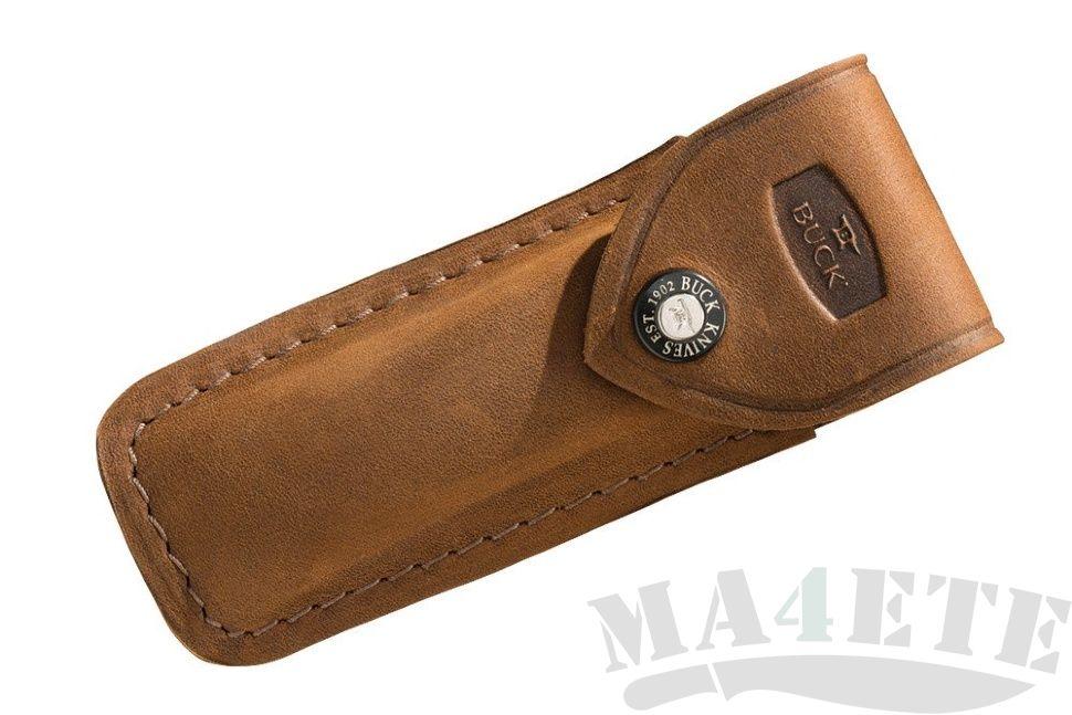 картинка Складной нож Buck Folding Hunter Oak Handle 0110OKS от магазина ma4ete