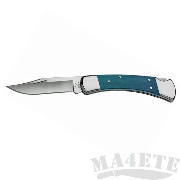 картинка Складной нож Buck Folding Hunter Indigo 0110IRS от магазина ma4ete