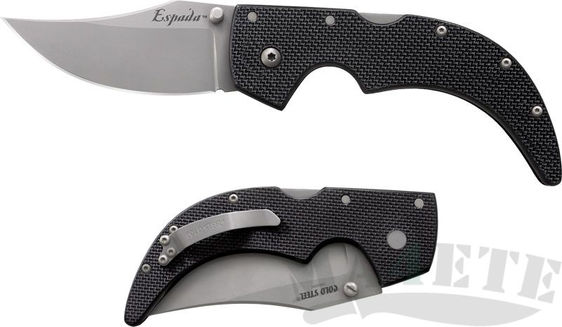 картинка Складной нож Cold Steel Medium Espada 62NGM от магазина ma4ete