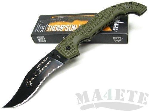 картинка Складной нож Cold Steel Voyager XL Thompson Vaquero CTS XHP 29UXV от магазина ma4ete