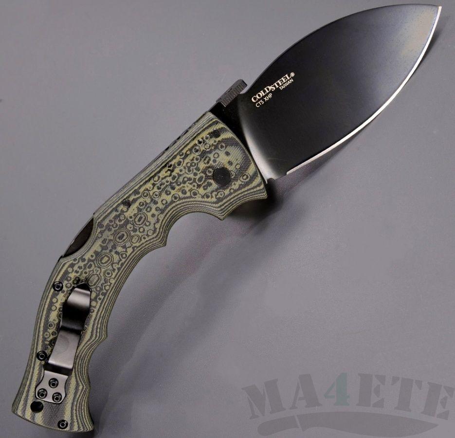 картинка Складной нож Cold Steel Colossus 2 28DWB от магазина ma4ete