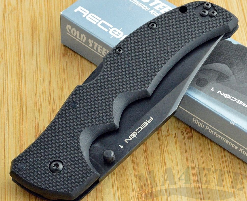 картинка Складной нож Cold Steel Recon 1 27TLCC от магазина ma4ete