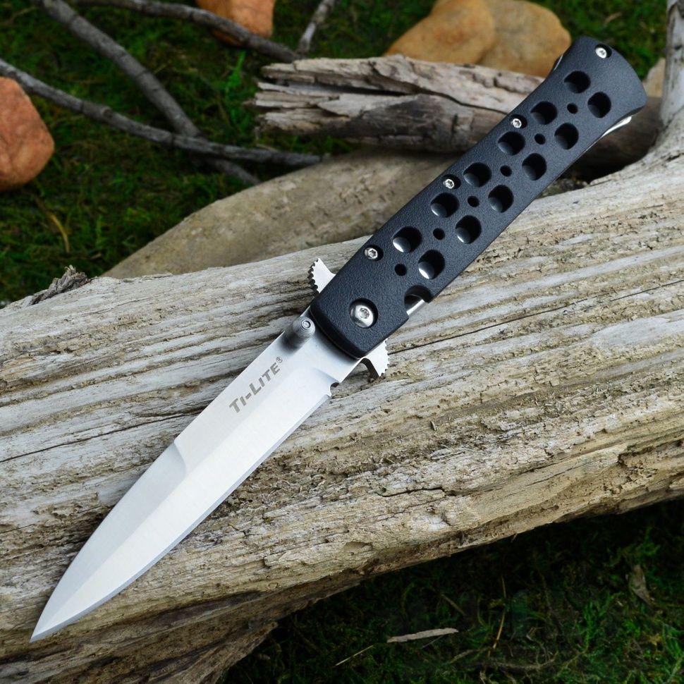 "картинка Складной нож Cold Steel 4"" Ti-Lite 26SP от магазина ma4ete"