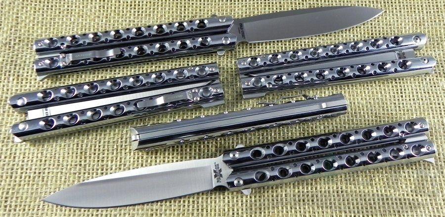 картинка Складной нож Cold Steel Paradox 24PA от магазина ma4ete