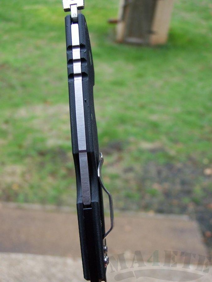 картинка Складной нож Cold Steel Tiger Claw Karambit 22KF от магазина ma4ete