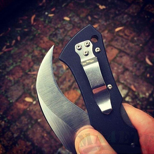 картинка Складной нож Cold Steel Black Talon II 22BT от магазина ma4ete
