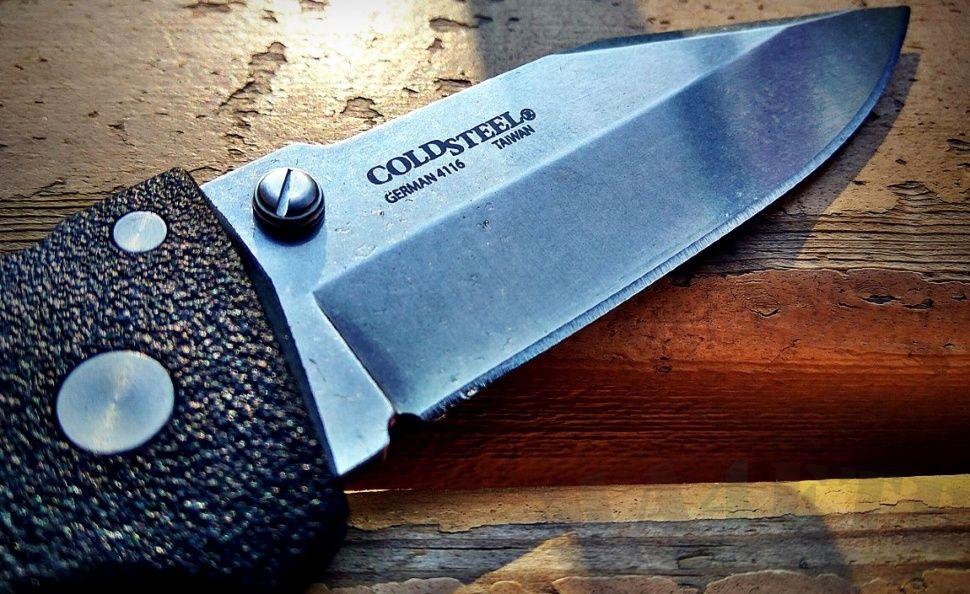 картинка Складной нож Cold Steel Pro Lite 20NSC от магазина ma4ete