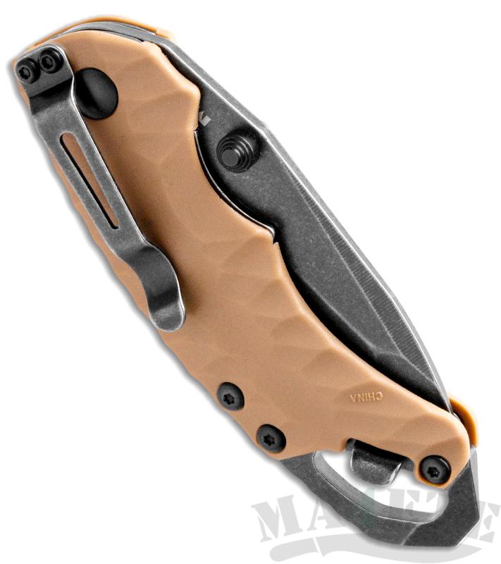 картинка Складной нож Kershaw Shuffle II Tan K8750TTANBW от магазина ma4ete