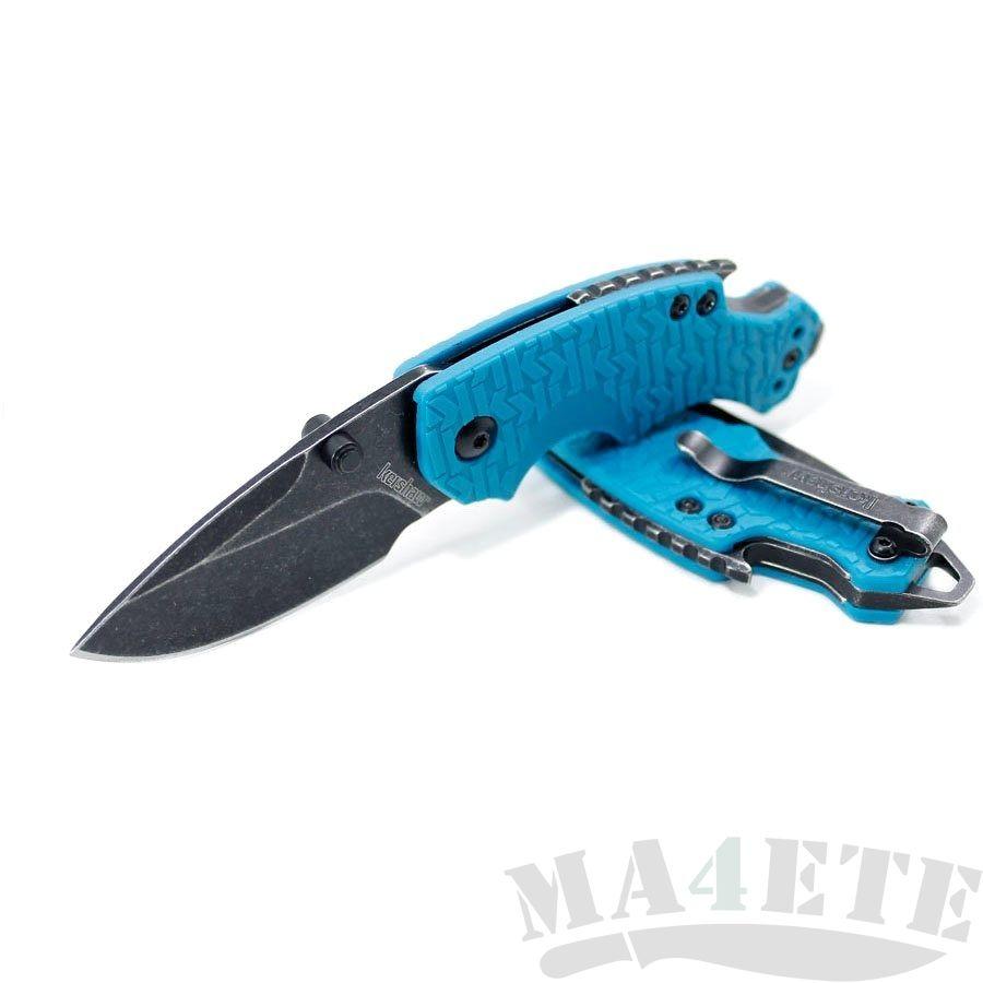 картинка Складной нож Kershaw Shuffle Teal K8700TEALBW от магазина ma4ete