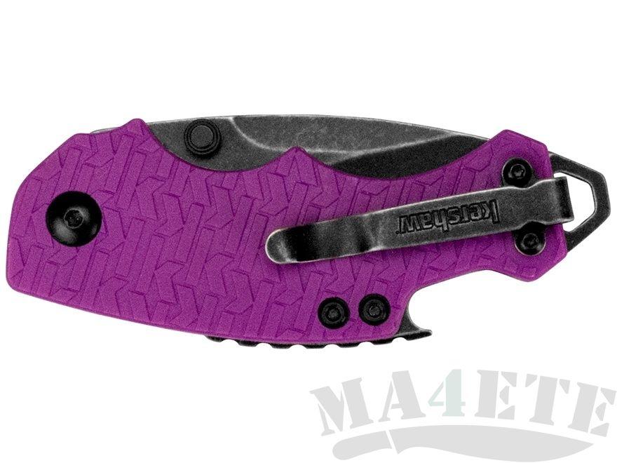 картинка Складной нож Kershaw Shuffle Purple K8700PURBW от магазина ma4ete