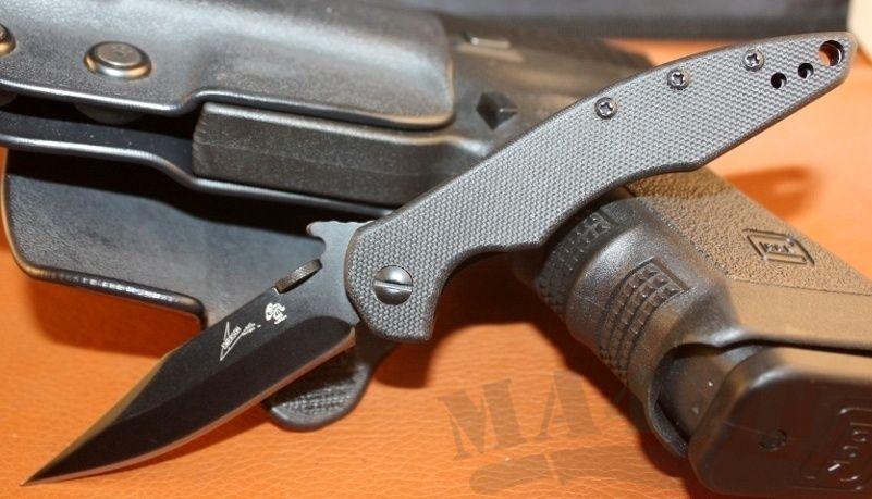 картинка Складной нож Kershaw Emerson CQC-1K K6094BLK от магазина ma4ete