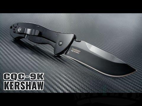 картинка Складной нож Kershaw Emerson CQC-9K K6045BLK от магазина ma4ete